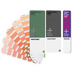 PANTONE DESIGNER FIELD GUIDE Solid Coated & Uncoated Set with SUPPLEMENT (2012-978)