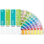 PANTONE COLOR BRIDGE® Coated & Uncoated Set with SUPPLEMENT (GP4002XR)