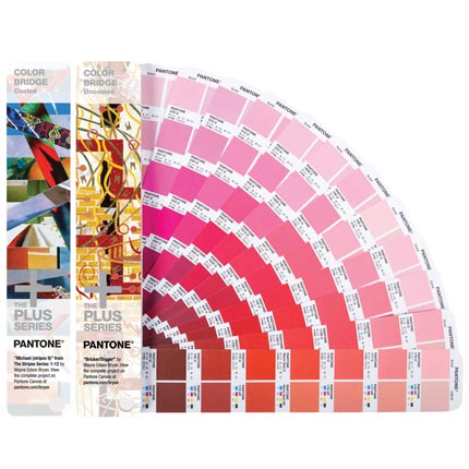 Цветовой справочник PANTONE COLOR BRIDGE® Coated & Uncoated Set (GP6102N)
