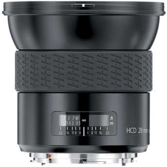 Hasselblad Ultra-Wide Angle 28mm f/4.0 HCD Auto Focus Lens