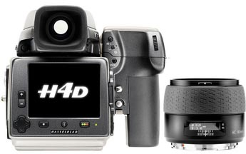 Hasselblad H4D-60 Digital Camera Kit (80/2.8 HC)