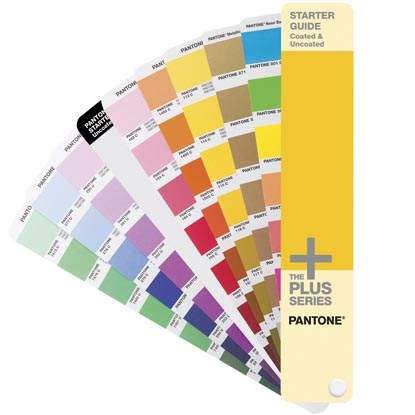 Цветовой справочник PANTONE STARTER GUIDE Solid Coated & Uncoated (GG1511)