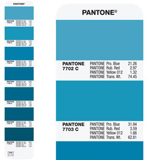 PANTONE FORMULA GUIDE Solid Coated & Solid Uncoated with SUPPLEMENT (GP1301XR)