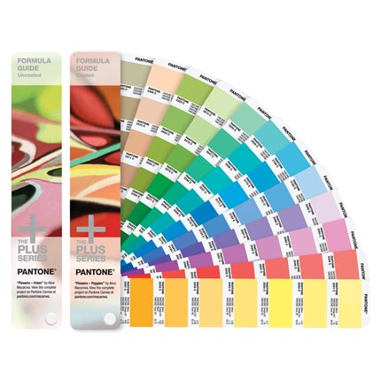 Цветовой справочник PANTONE FORMULA GUIDE Solid Coated & Solid Uncoated (GP1601N)
